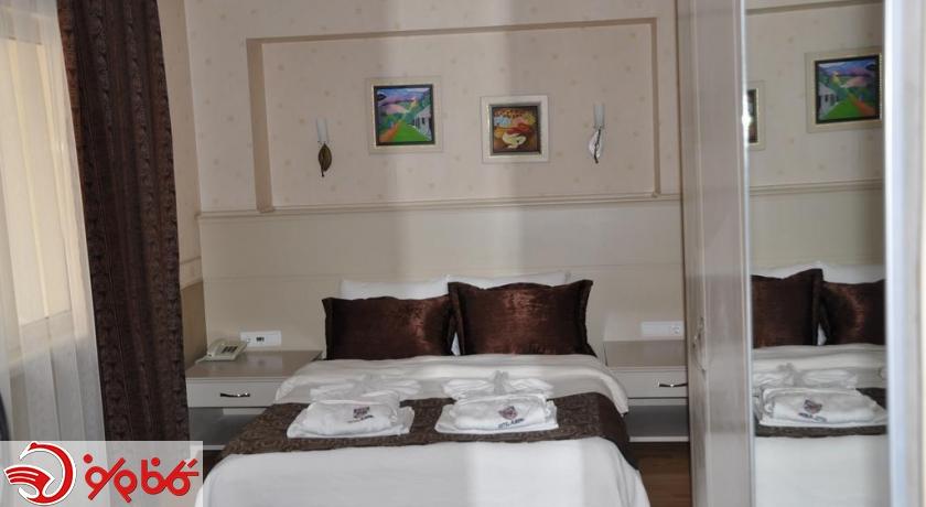 هتل آلمنا مارماریس