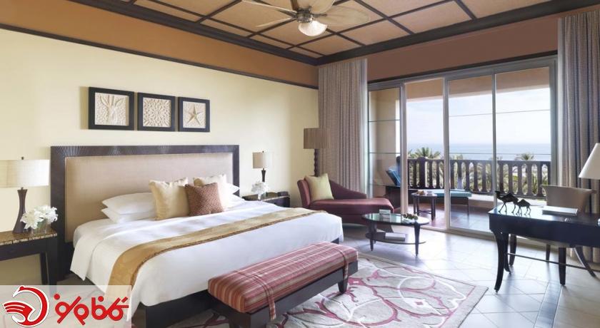 هتل آنانتارا دیزرت آیلند ریزورت اند اسپا ابوظبی
