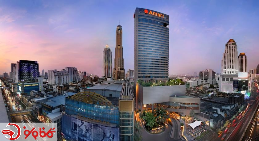هتل آماری واترگیت بانکوک