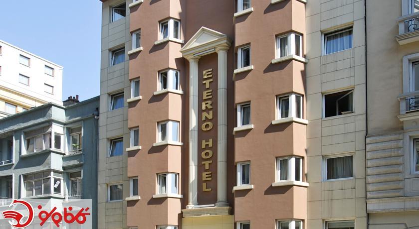 هتل اترنو استانبول
