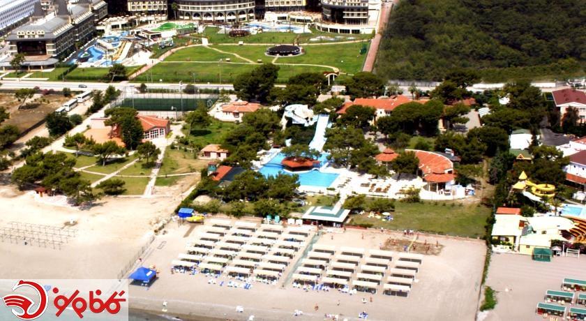 هتل آمارا پرستیژ الیت آنتالیا