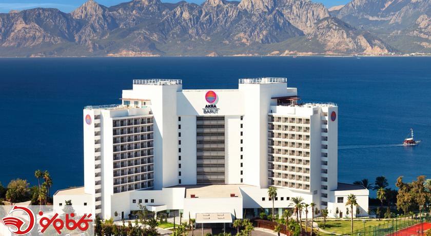 هتل آکرا آنتالیا