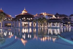 هتل آنانتارا د پالم ریزورت دبی
