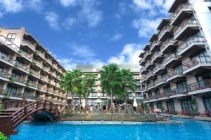 هتل بان لایمای بیچ پوکت