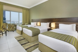 هتل آتانا دبی