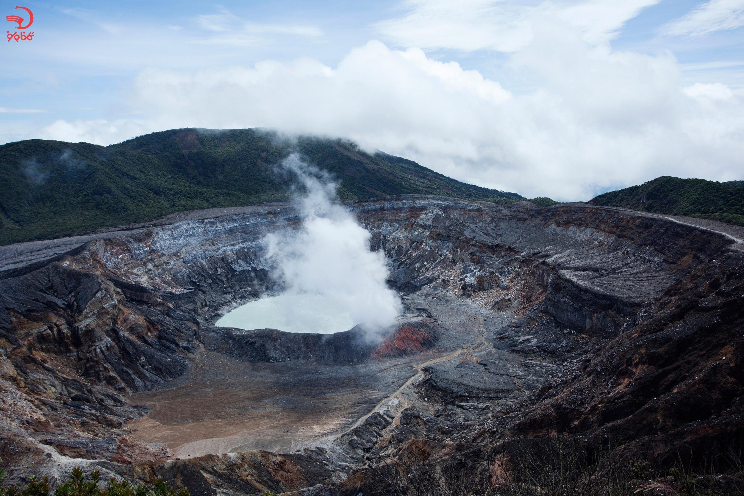 آتشفشان پوآز کاستاریکا