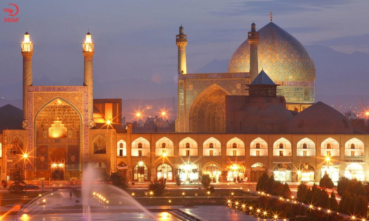 جاذبه های دیدنی و گردشگری اصفهان
