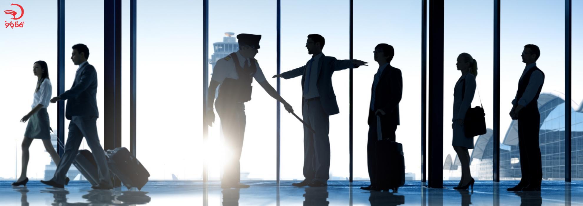 قانون اساسی آداب و معاشرت در هواپیما