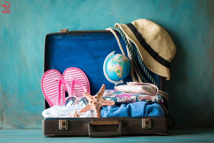 نکات مهم بستن چمدان در سفر