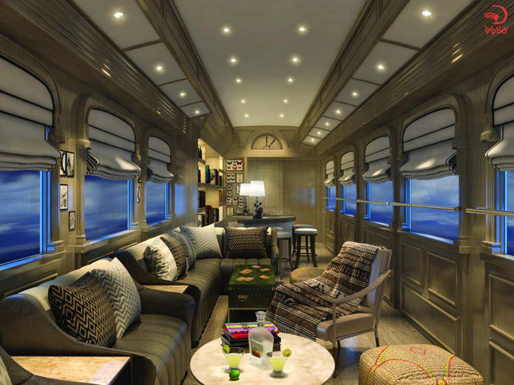 هتل قطار آفریقای جنوبی