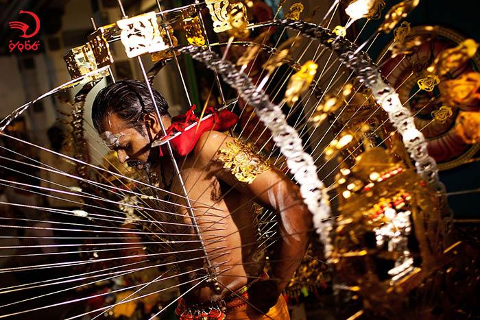 فستیوال سوراخ کردن بدن در مالزی