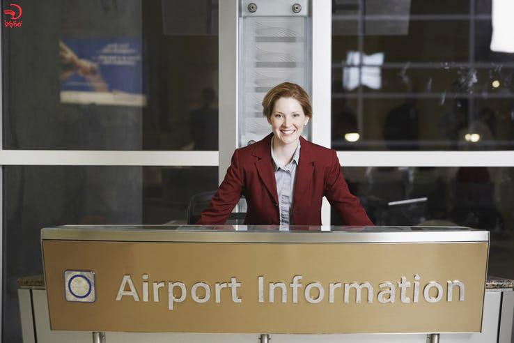 سرویس های رایگان فرودگاه