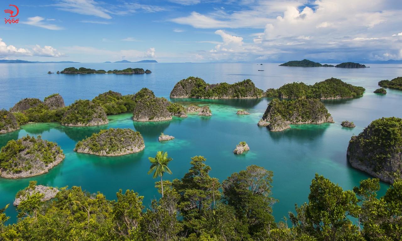 جاذبه های اندونزی
