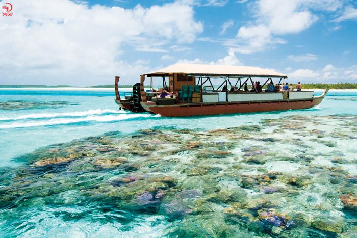 آشنایی با جزایر کوک