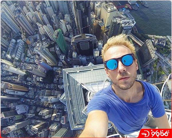 مرتفع ترین سلفی های دنیا