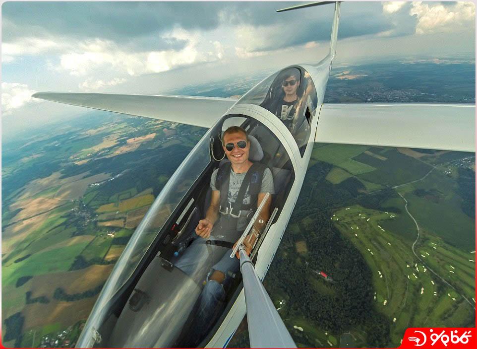 خطرناک ترین پرواز