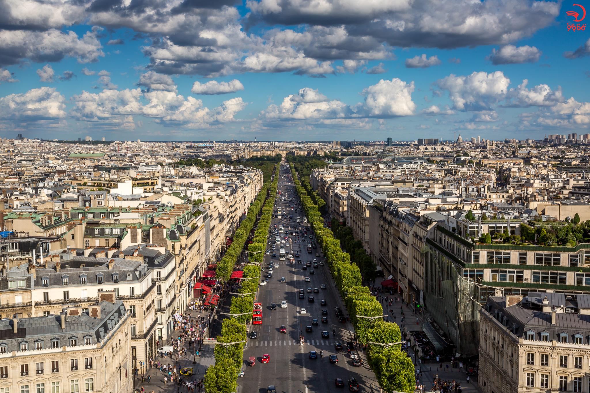 زیبا ترین خیابان های جهان