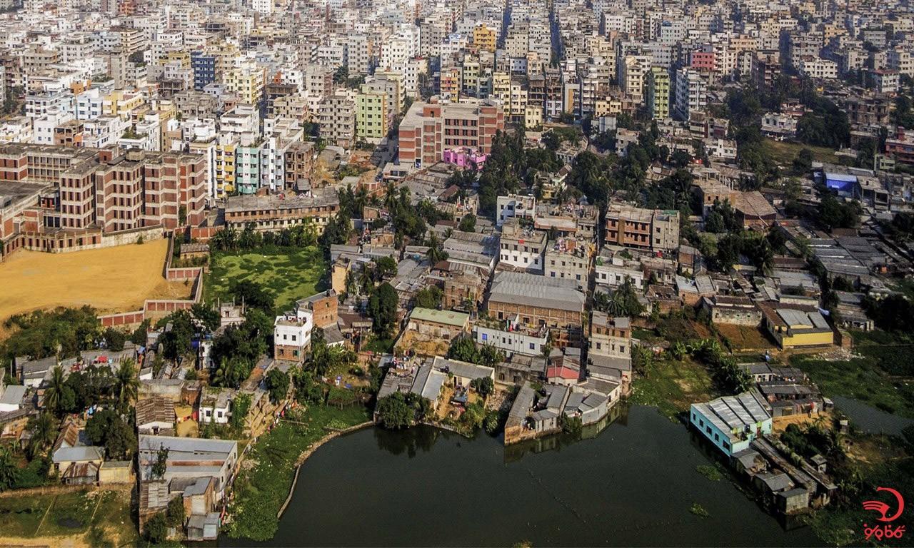 شهر داهاکا