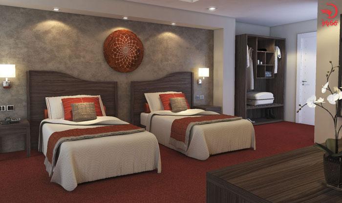 آشنایی با اتاق دبل در هتل
