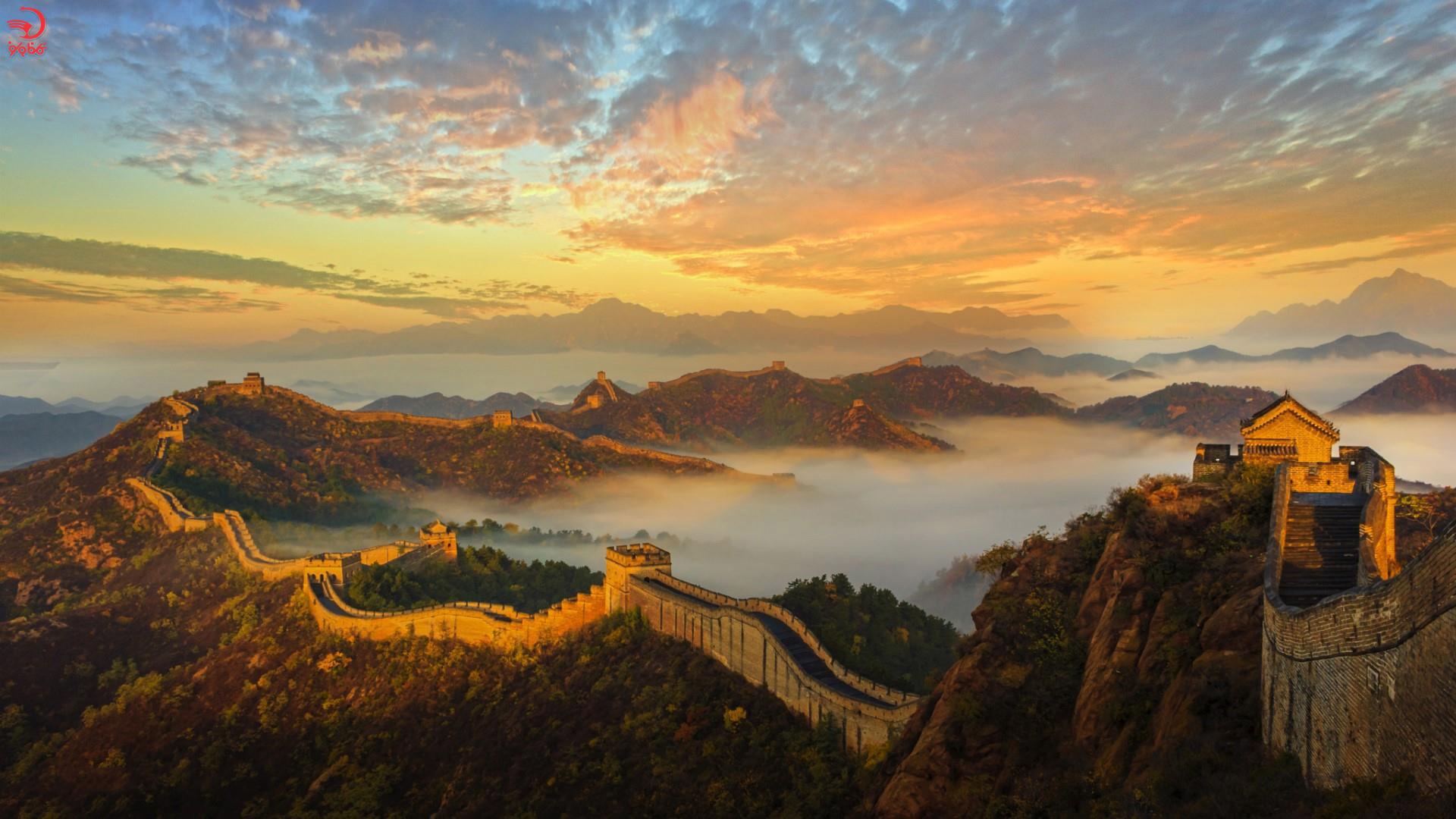 دیوار بزرگ چین، چین