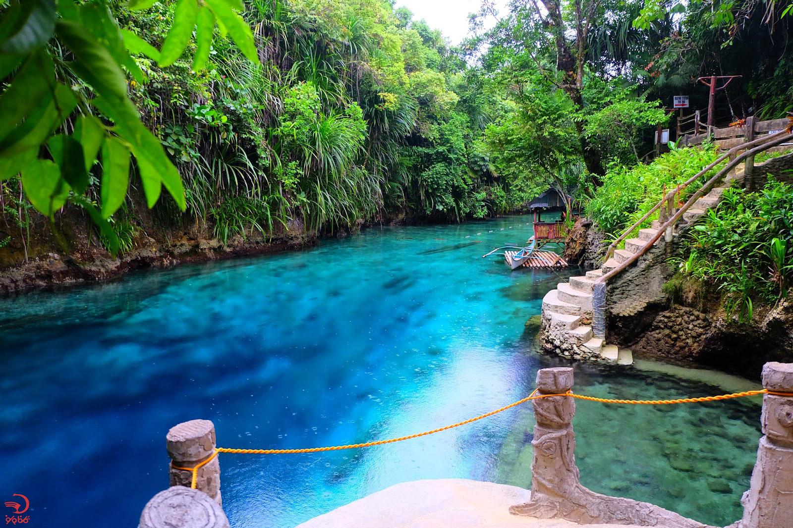 آشنایی با رودخانه افسون شده، میندانائو، فیلیپین