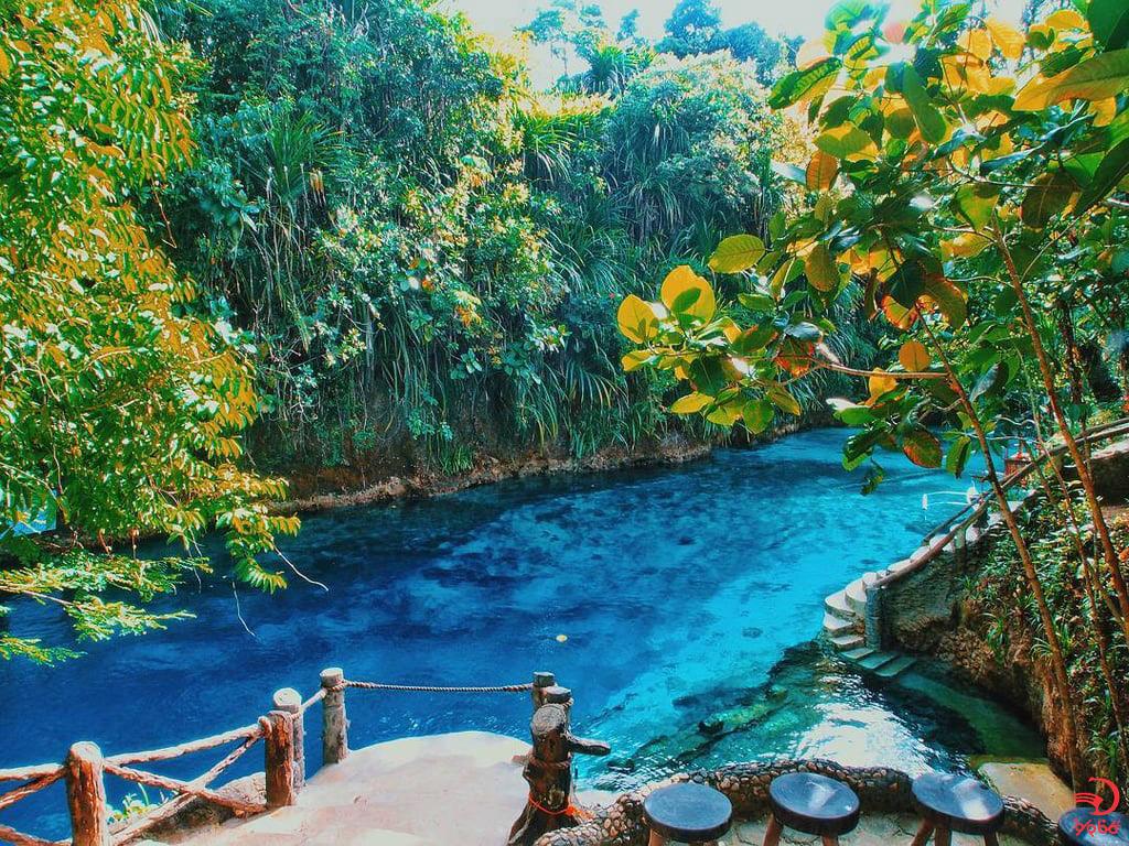 رودخانه افسون شده، میندانائو، فیلیپین