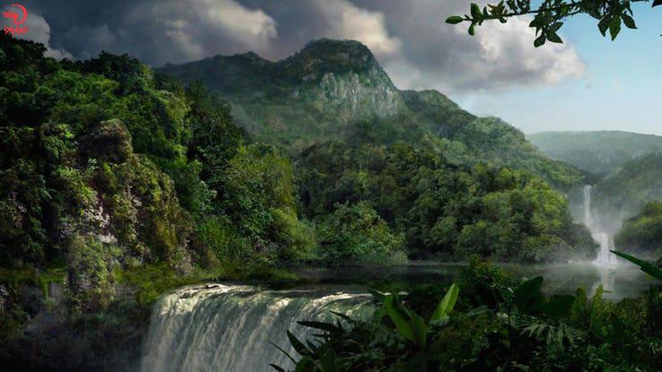 زیبایی طبیعی جزیره مارها