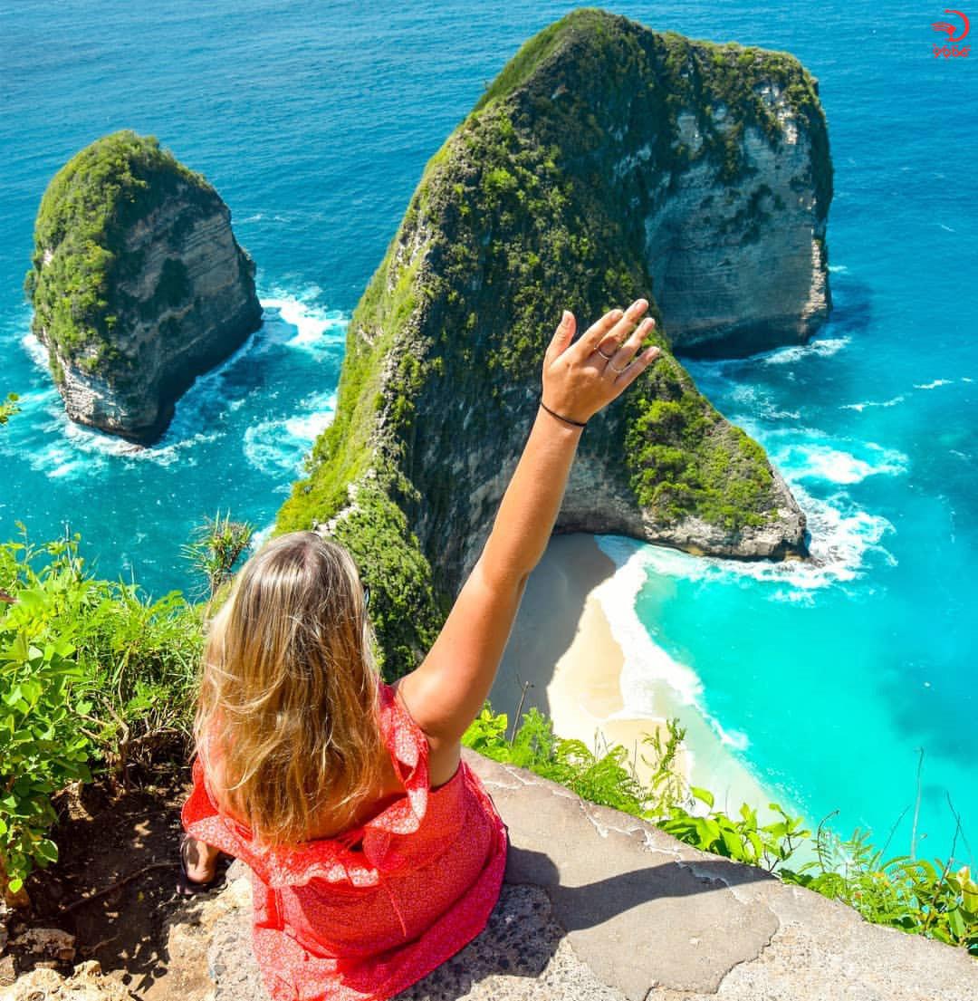 ساحل کلینگ کینگ جزیره نوسا پنیدا بالی