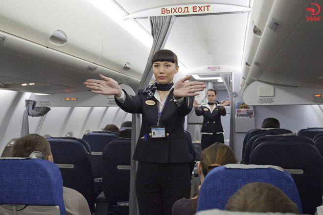 نکات ایمنی برای هواپیما