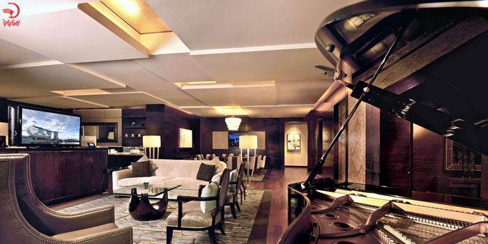 سوئیت ریاست جمهوری در هتل