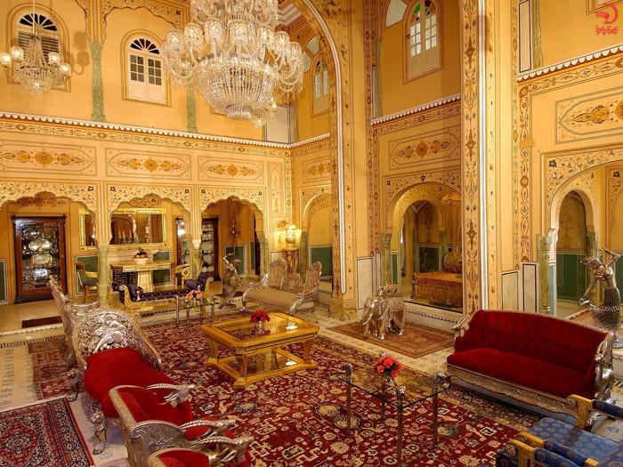 سوئیت ریاست جمهوری شاهی محل