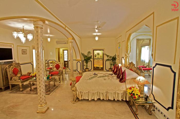هتل راج پالاس، جیپور