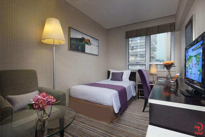 اتاق سینگل در هتل