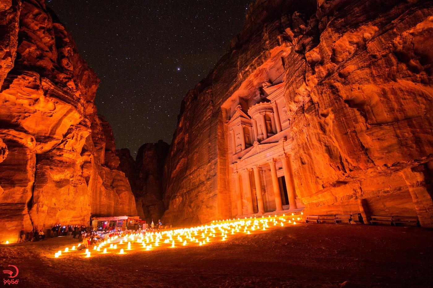 شهر باستانی پترا، اردن