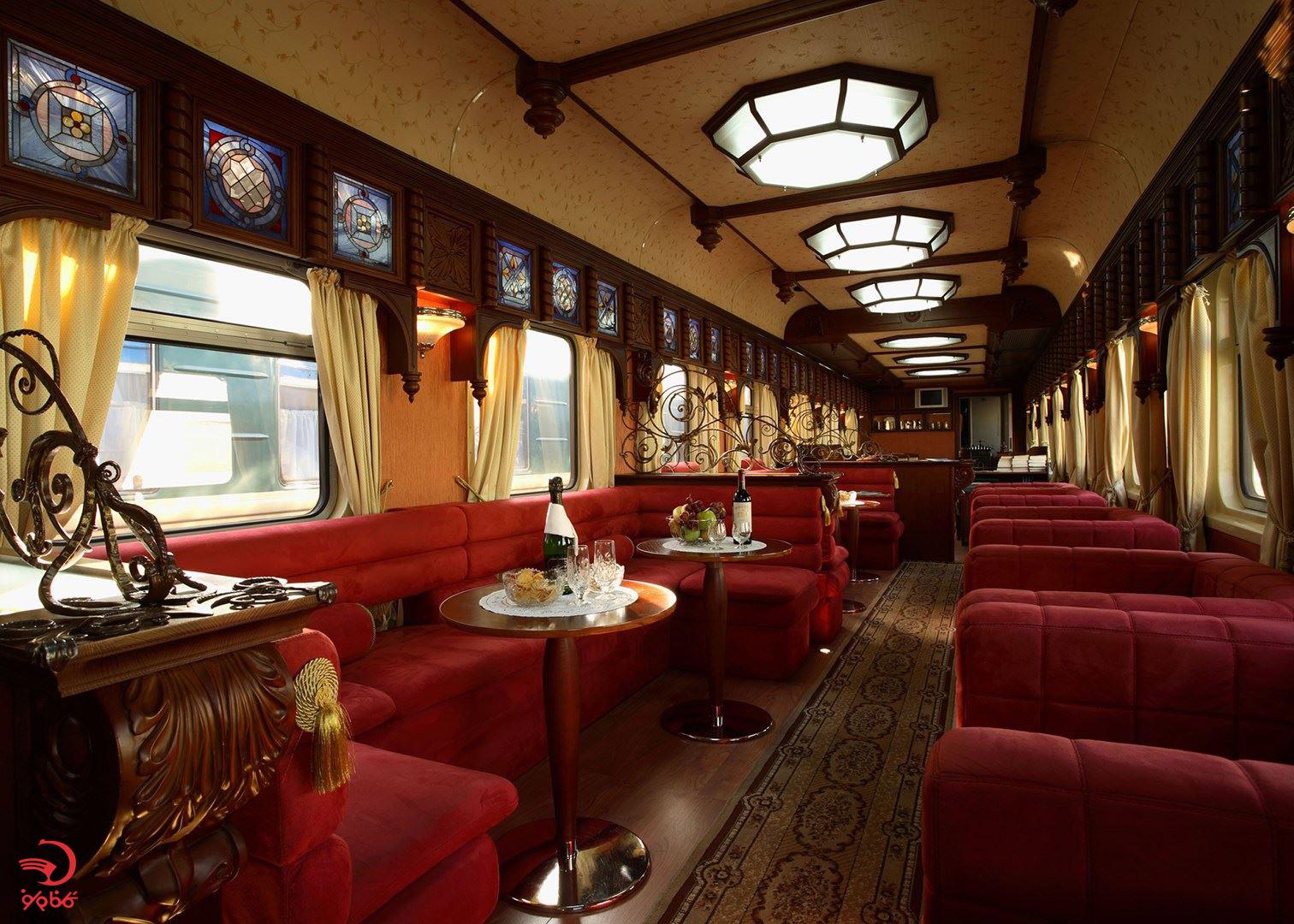 سفر با  قطار عقاب طلایی