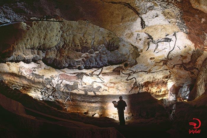 غارهای لاسو فرانسه