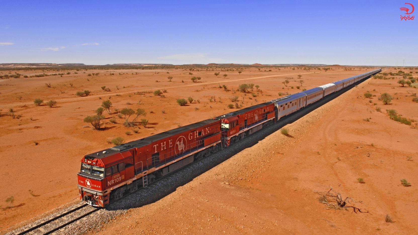 قطار غان استرالیایی