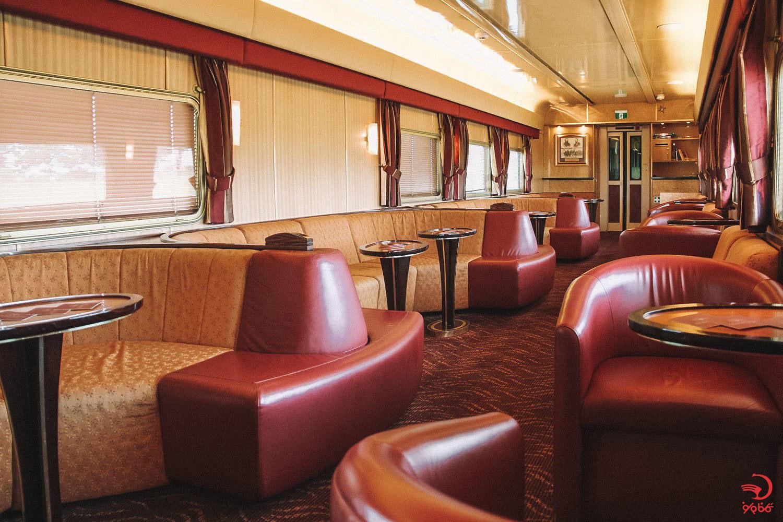 سفر با قطار غان