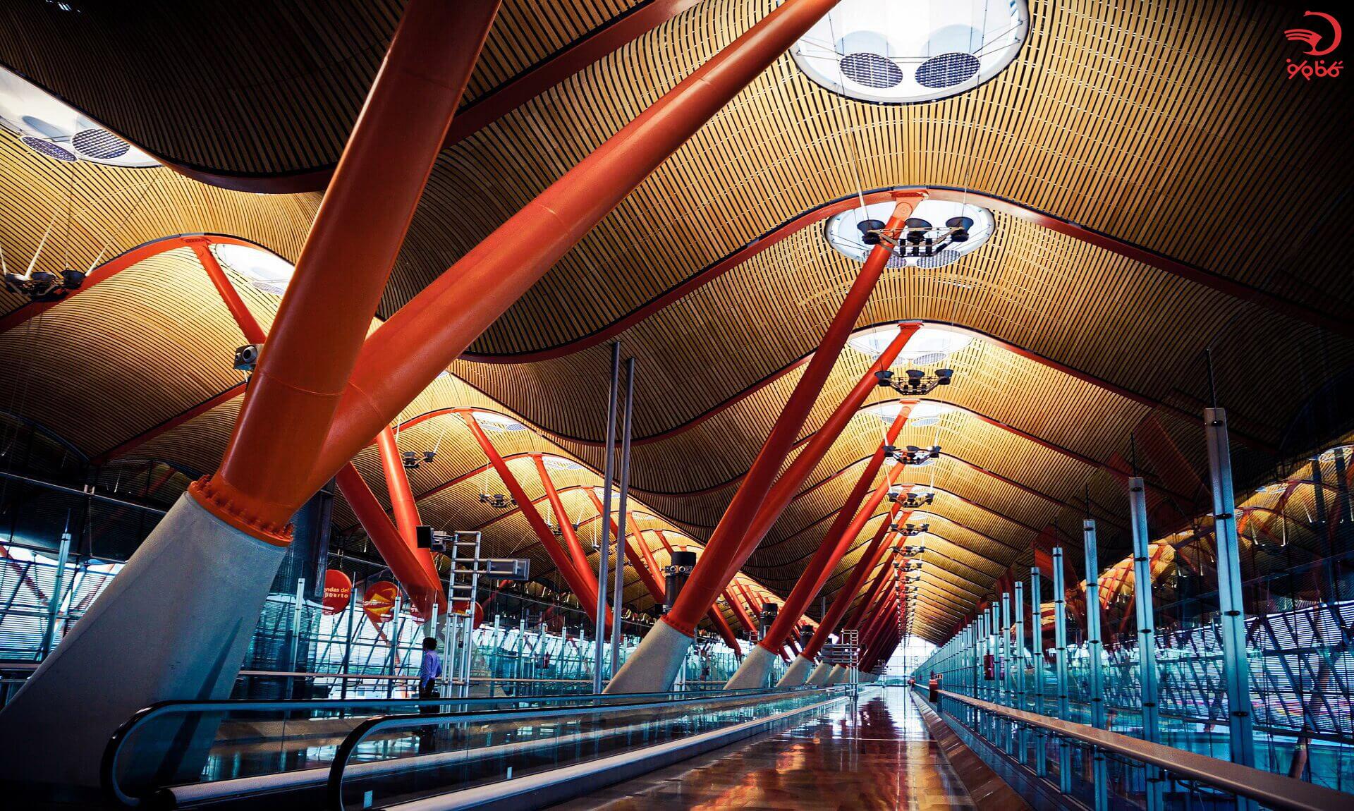 آشنایی با بهترین فرودگاه ها