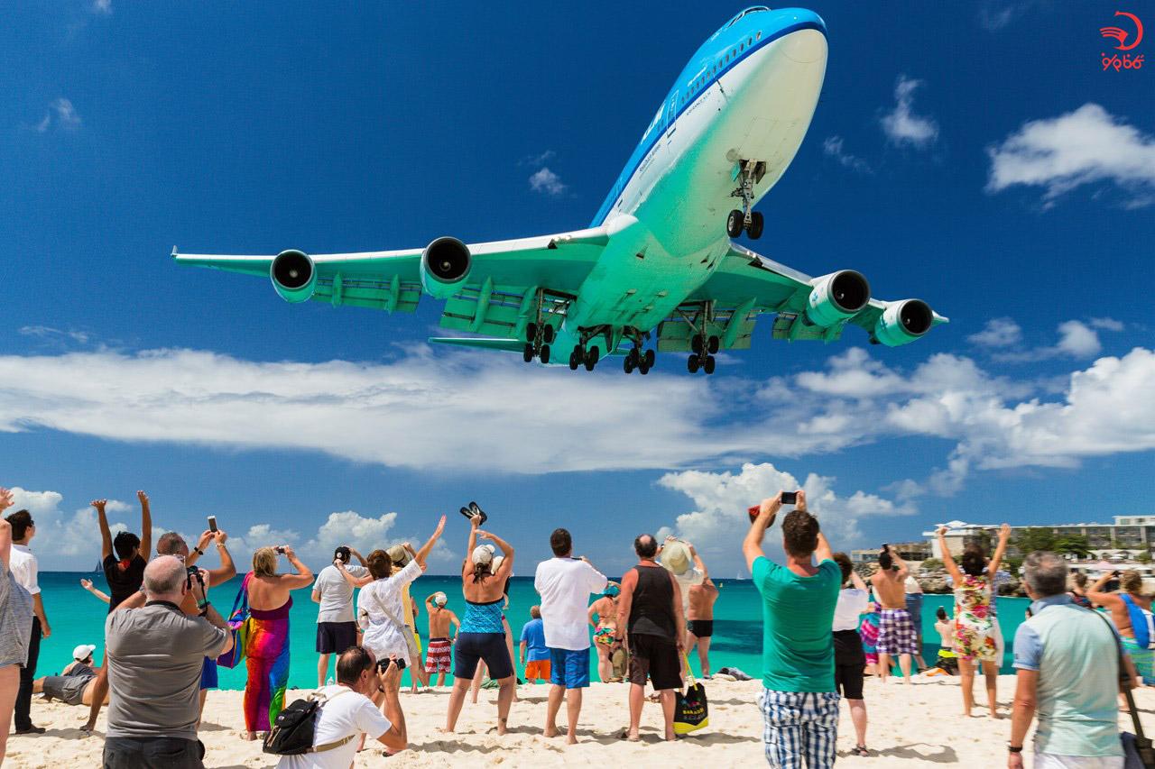 آشنایی با فرودگاه ترسناک دنیا