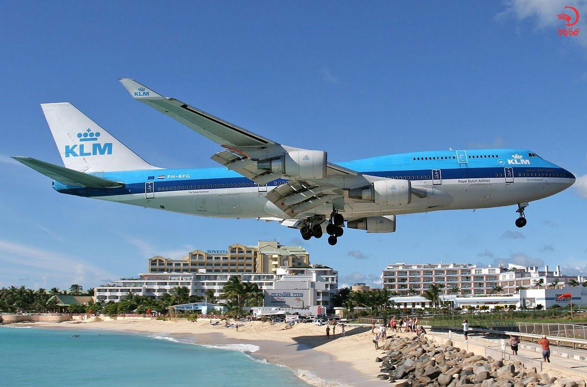 با 7 فرودگاه ترسناک دنیا آشنا شوید