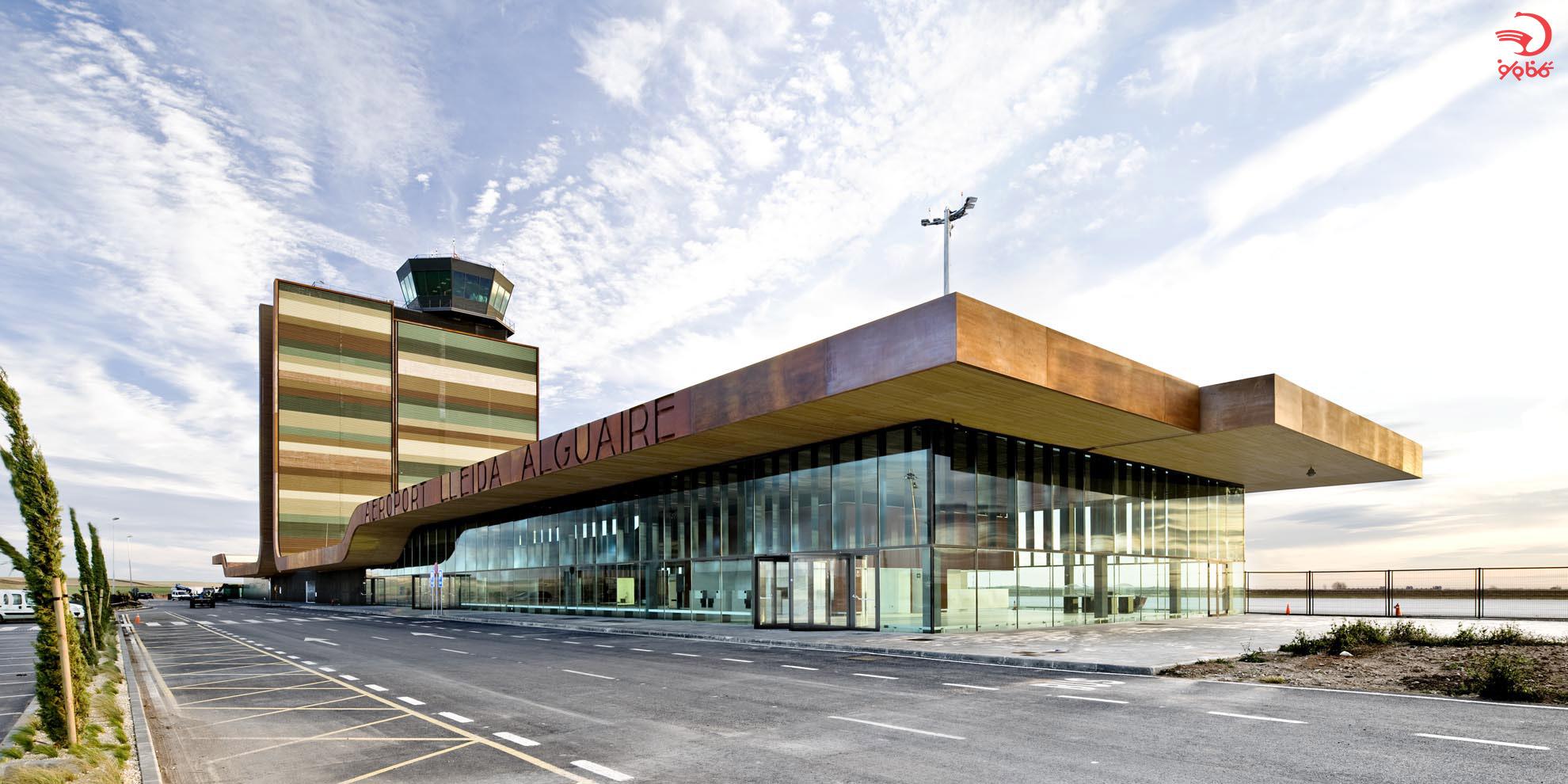 زیباترین فرودگاه ها