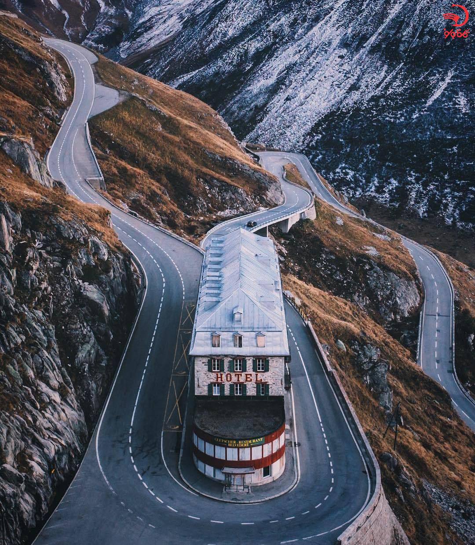 بهترین جاده های دنیا