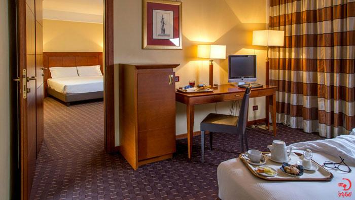اتاق های متصل در هتل