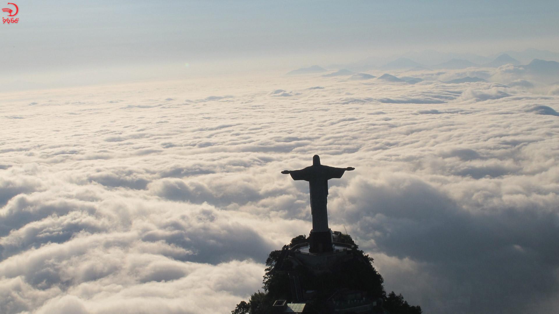 مجسمه مسیح، برزیل