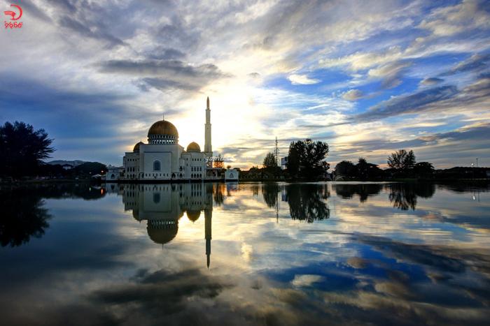 مسجد السلام پوچانگ پردانا، مالزی
