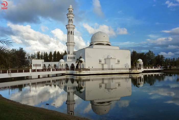 مسجد تنگکو تنگا زهرا، مالزی