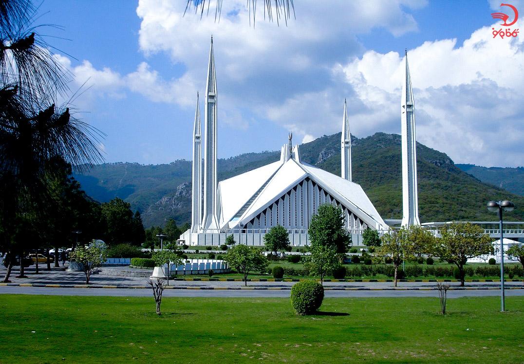 مسجد جامع شاه فیصل پاکستان