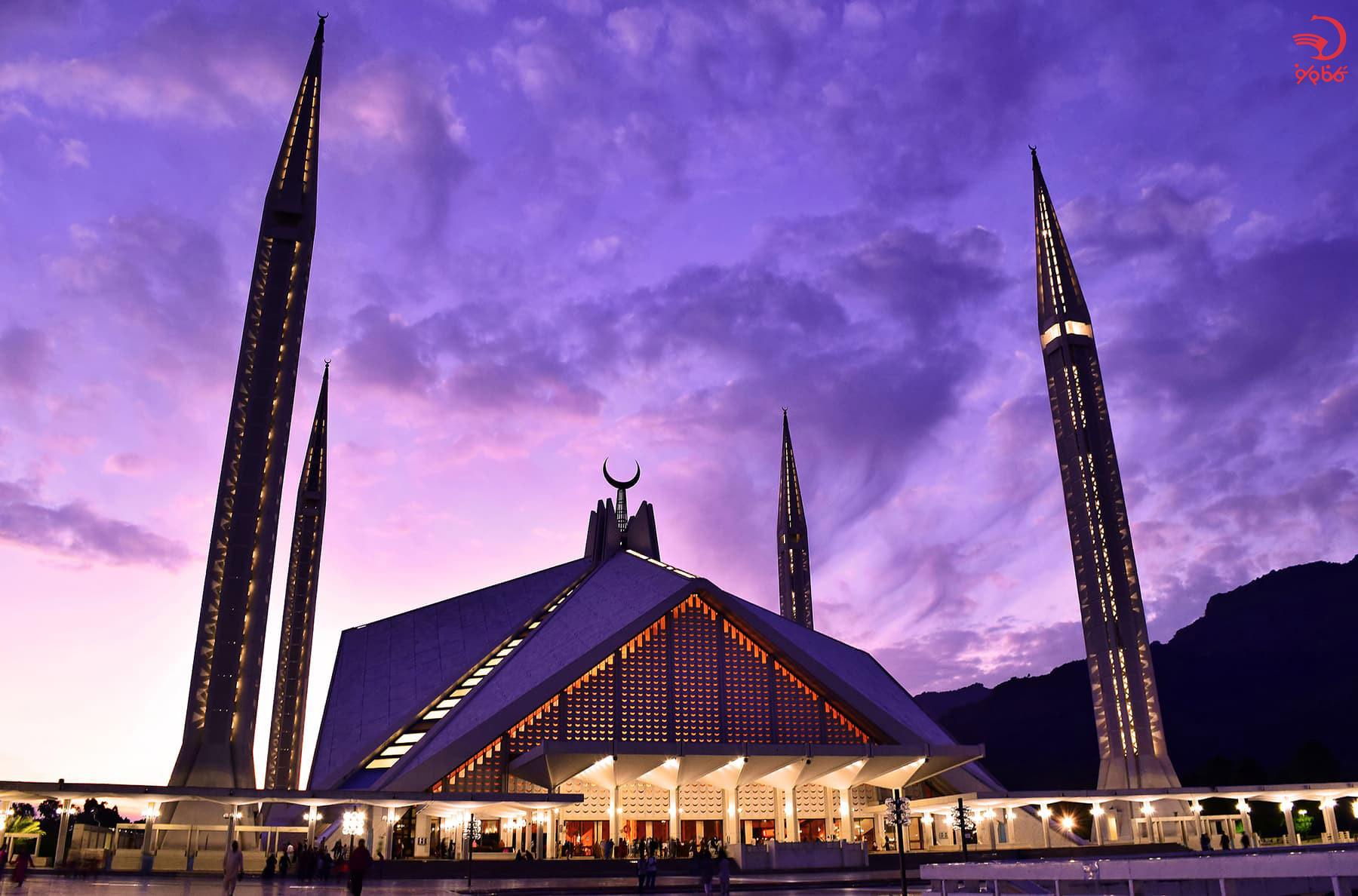 مسجد جامع شاه فیصل