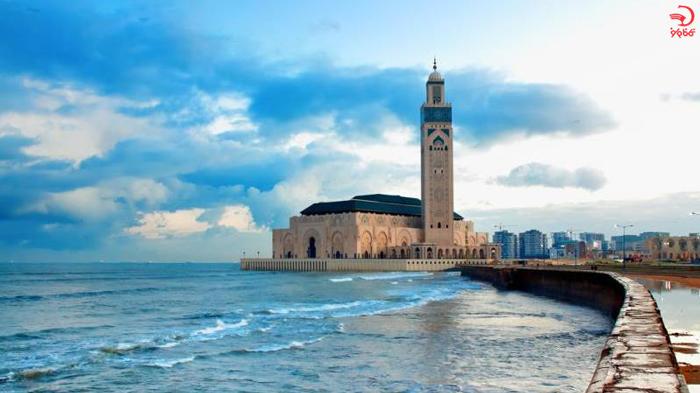 مسجد حسن دوم، مراکش
